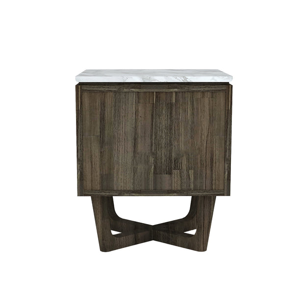 Aura Large Side Table with Drawer