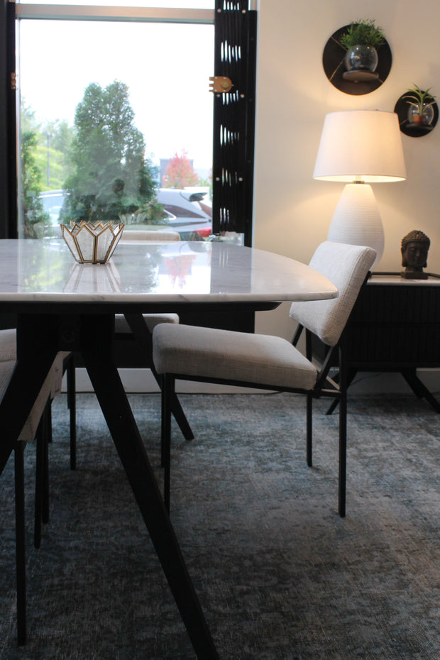 Phoenix Dining Table 71""
