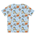Charming All Over Print Unisex Tee - Dapper Digs Trading Co