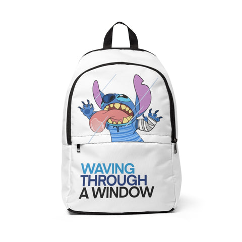 Stitch Window Backpack - Dapper Digs Trading Co