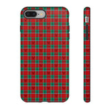 Holiday Plaid Tough Case - Dapper Digs Trading Co
