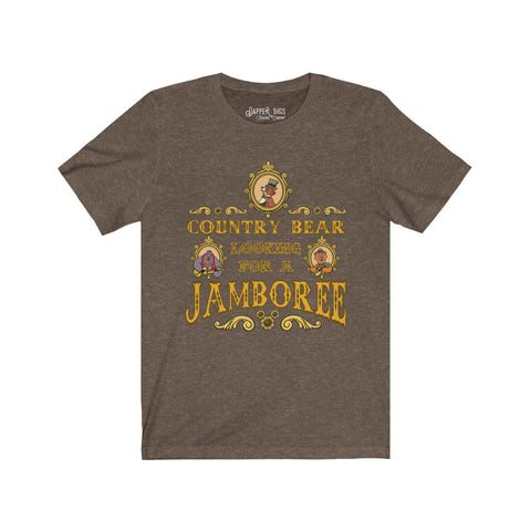 Looking for a Jamboree Unisex Tee - Dapper Digs Trading Co