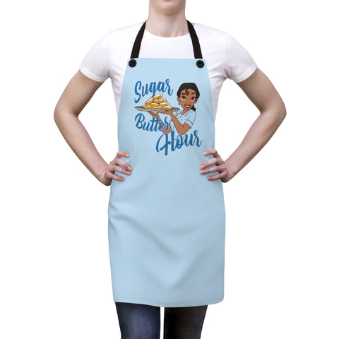 Sugar Butter Flour Unisex Apron - Dapper Digs Trading Co