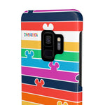 Pride Stripes Phone Cases (iPhone & Samsung) - Dapper Digs Trading Co