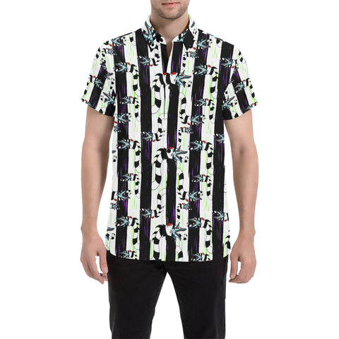 Sandworms Button Down (S-2XL) - Dapper Digs Trading Co