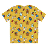 Beastly All Over Print Unisex Tee - Dapper Digs Trading Co