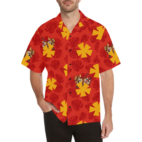 Ranger Hawaiian Shirt Hawaiian Shirt - Dapper Digs Trading Co