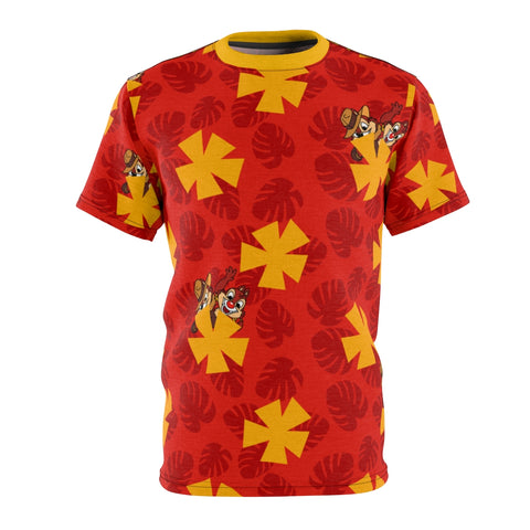 Rescue Hawaiian Unisex Tee - Dapper Digs Trading Co