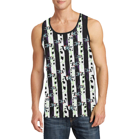 Sandworms Tank Top - Dapper Digs Trading Co