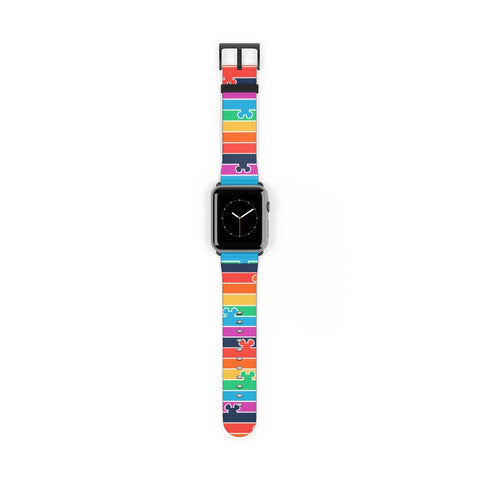 Mouse Pride Watch Band - Dapper Digs Trading Co