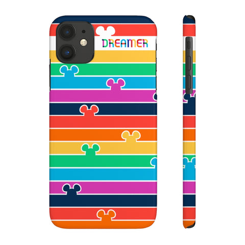 Pride Stripes Phone Cases (iPhone & Samsung)