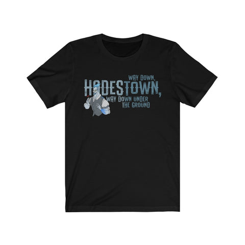 Hades-Town Unisex Tee (3 color options) - Dapper Digs Trading Co