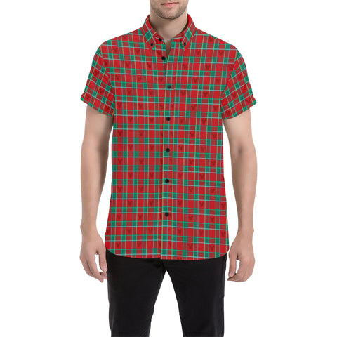 Holiday Plaid Button Down - Dapper Digs Trading Co