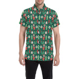 Deck the Halls Button Down - Dapper Digs Trading Co