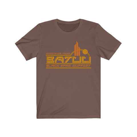 Batuu Unisex Tee (4 color options) - Dapper Digs Trading Co