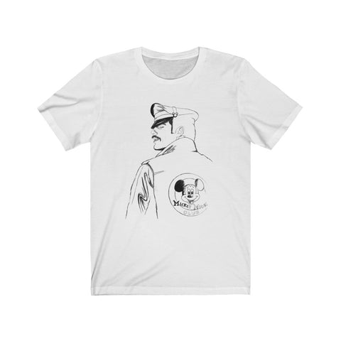 Mick of Finland Unisex Tee - Dapper Digs Trading Co