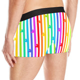 Pride Mouse Stripes Trunks - Dapper Digs Trading Co