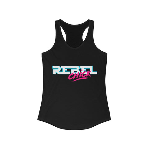 Rebel Chick Women's Racerback Tank - Dapper Digs Trading Co