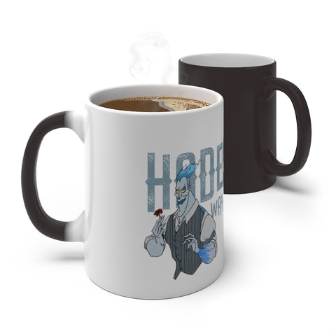 Hades-town Heat Reactive Mug - Dapper Digs Trading Co