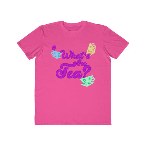 What's the Tea? Unisex Tee - Dapper Digs Trading Co