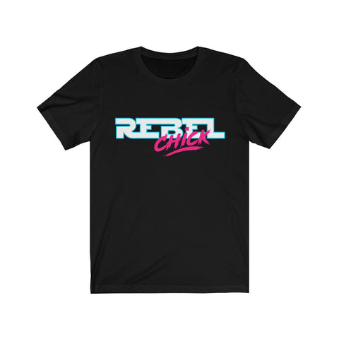 Rebel Chick Unisex Tee - Dapper Digs Trading Co