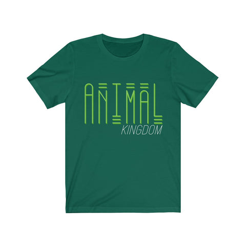 Animal Unisex Tee (5 color options)