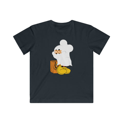 Boo Kids Tee - Dapper Digs Trading Co