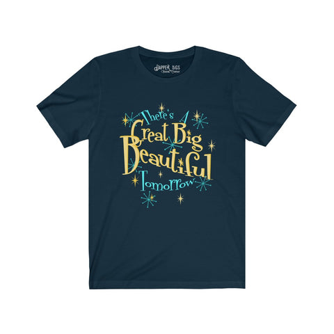 Great, Big & Beautiful Unisex Tee (2 color options) - Dapper Digs Trading Co