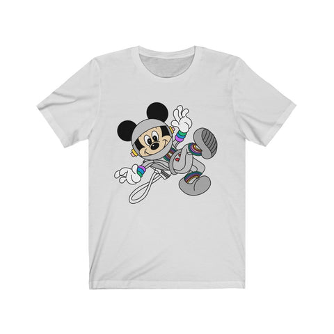 Retro Mouse Unisex Tee (4 color options) - Dapper Digs Trading Co