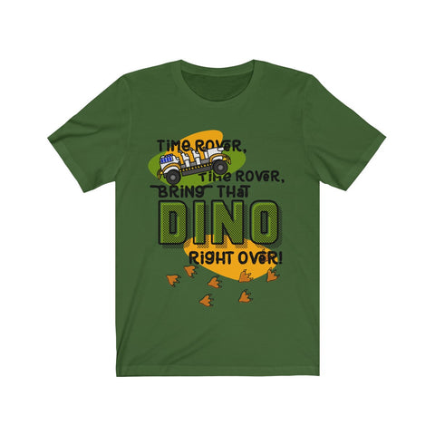 Dino Unisex Tee - Dapper Digs Trading Co