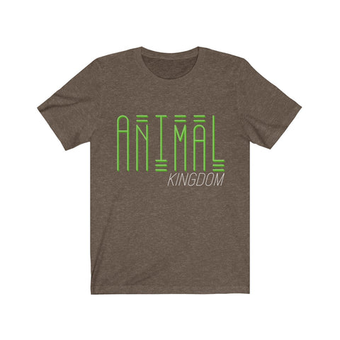 Animal Unisex Tee (5 color options) - Dapper Digs Trading Co