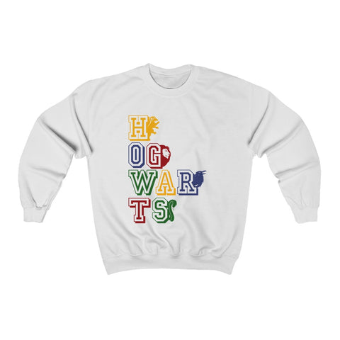 Wizarding Pride Unisex Sweatshirt - Dapper Digs Trading Co