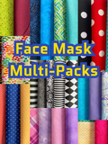 Face Mask Multi-Packs - Dapper Digs Trading Co