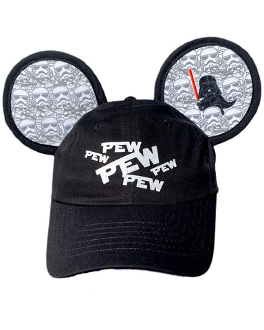 Pew Pew Pew Ears - Dapper Digs Trading Co