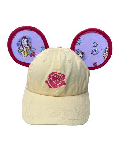 Enchanted Rose Ears with Character - Dapper Digs Trading Co