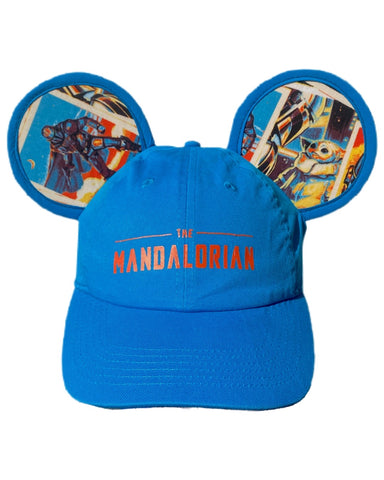 Mandalorian Ears - Dapper Digs Trading Co