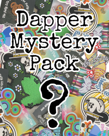 Dapper Mystery Packs - Dapper Digs Trading Co