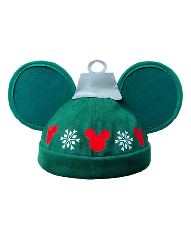 Ornament Brimless Ear Hat - Dapper Digs Trading Co