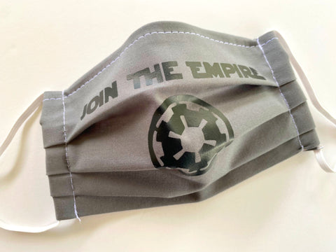 Join the Empire Face Mask - Dapper Digs Trading Co