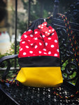 Mickey/Minnie Reversible Bag - Dapper Digs Trading Co