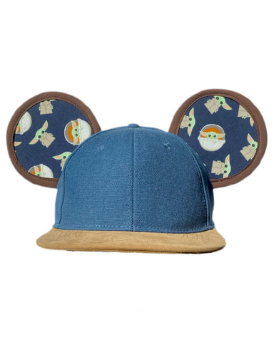 The Child Snapback Ears - Dapper Digs Trading Co