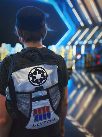 Empire Backpack - Dapper Digs Trading Co