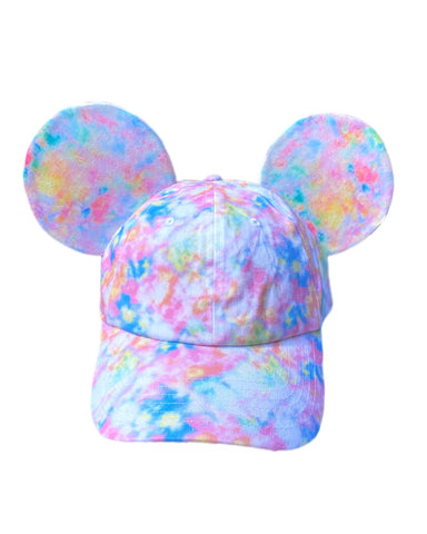 Tie-Dye Ears with Character - Dapper Digs Trading Co