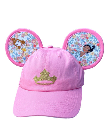 Princess Ears with Character - Dapper Digs Trading Co
