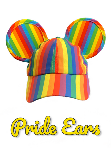 Pride Ears - Dapper Digs Trading Co