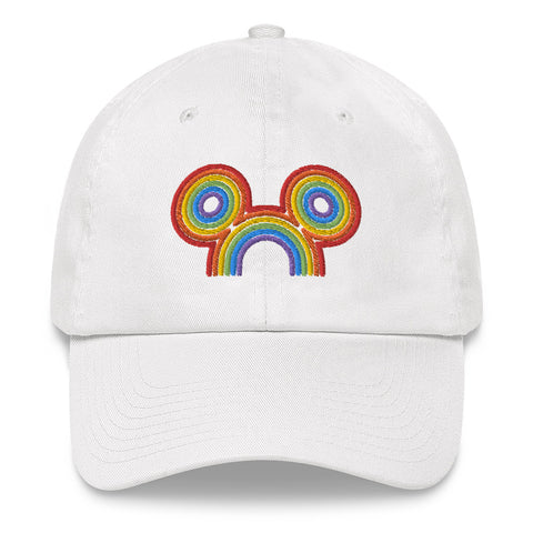 Proud Mouse Dad hat - Dapper Digs Trading Co