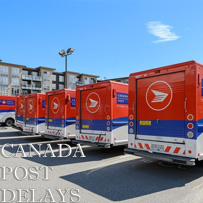 Canada Post Continued Delays