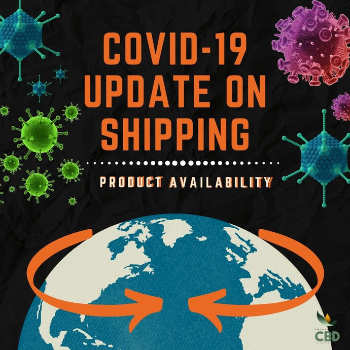 Covid-19 Update on Shipping / Product Availability