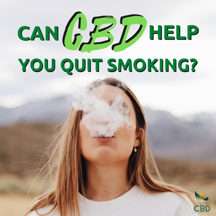 Can CBD help you quit smoking cigarettes?