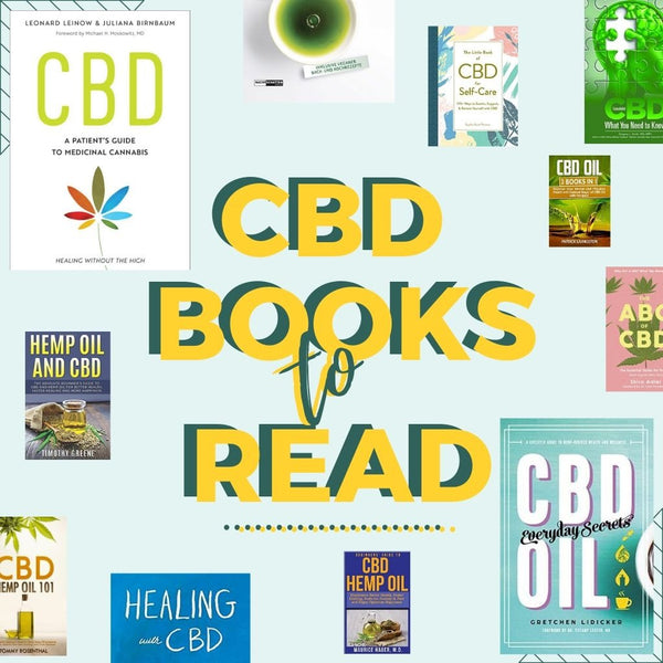 CBD Books you need to read!